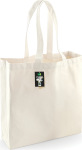 Westford Mill – Fairtrade Cotton Classic Shopper for embroidery
