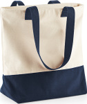 BagBase – Westcove Canvas Shopper zum besticken