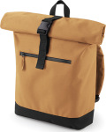 BagBase – Roll-Top Backpack zum besticken