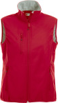 Clique – Basic Softshell Vest Ladies zum besticken