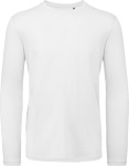B&C – Men's T-Shirt longsleeve for embroidery and printing