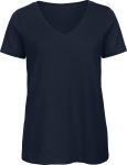 B&C – Ladies' V-Neck T-Shirt for embroidery and printing