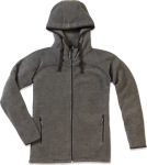 Stedman – Men's Hooded Fleece Jacket for embroidery