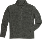 Stedman – Men's Fleece Jacket hímzéshez