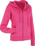 Stedman – Ladies' Hooded Sweat Jacket for embroidery and printing