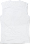 "Stedman – Men's ""Bird eye"" Sport Shirt sleeveless for embroidery and printing"