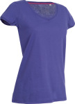 Stedman – Ladies' V-Neck T-Shirt for embroidery and printing