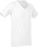 Stedman – Men's V-Neck T-Shirt for embroidery and printing