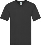 Fruit of the Loom – Herren Original V-Neck T-Shirt zum besticken und bedrucken