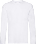 Fruit of the Loom – Men's T-Shirt longsleeve for embroidery and printing