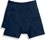 Fruit of the Loom – Herren Boxer Short 2er Pack zum besticken und bedrucken