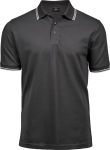 Tee Jays – Men's Heavy Stretch Piqué Polo for embroidery and printing