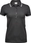 Tee Jays – Ladies' Heavy Stretch Piqué Polo for embroidery and printing