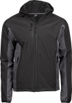 Tee Jays – Men's Hooded Softshell Jacket hímzéshez