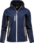 Tee Jays – Ladies' 3-Layer Hooded Softshell Jacket hímzéshez