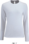 SOL'S – Ladies' T-Shirt longsleeve Imperial for embroidery and printing