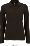 SOL'S – Ladies' Polo longsleeve for embroidery and printing
