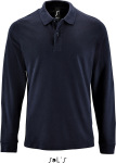 SOL'S – Men's Polo longsleeve for embroidery and printing