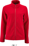 SOL'S – Damen Fleece Jacke Norman zum besticken