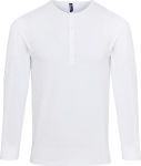 Premier – Men's Roll Sleeve T-Shirt longsleeve for embroidery and printing