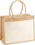 Westford Mill – Jute Shopper for embroidery and printing