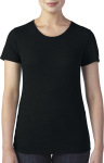 Anvil – Women`s Tri-Blend Tee for embroidery and printing