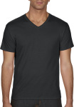Anvil – Adult Featherweight V-Neck Tee for embroidery and printing