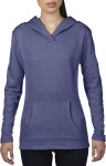 Anvil – Women's French Terry Hooded Sweat zum besticken und bedrucken