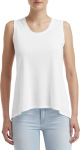 Anvil – Women's Freedom Sleeveless Tee zum besticken und bedrucken
