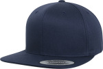 Flexfit – Organic Cotton Snapback zum besticken