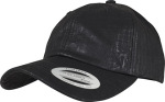 Flexfit – Low Profile Coated Cap zum besticken