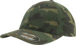 Flexfit – Garmet Washed Camo Cap zum besticken