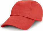 Result – Junior Low Profile Cotton Cap for embroidery and printing