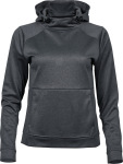 Tee Jays – Ladies' Performance Hooded Sweater for embroidery and printing