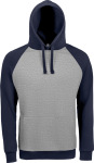 SOL'S – Raglan Hooded Sweat 2 colour style for embroidery and printing
