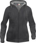 Clique – Basic Hoody Full Zip Ladies zum besticken und bedrucken