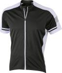 Hombre James /& Nicholson Radtrikots Bike-T-Half Zip Camiseta de Ciclismo