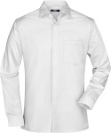 James & Nicholson – Men's Business Shirt Long-Sleeved zum besticken und bedrucken