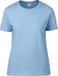 Gildan – Premium Cotton Ladies T-Shirt for embroidery and printing