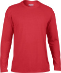 Gildan – Performance Long Sleeve T-Shirt zum besticken und bedrucken