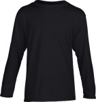 Gildan – Performance Youth T-Shirt Long Sleeve for embroidery and printing