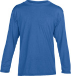 Gildan – Performance Youth T-Shirt Long Sleeve zum besticken und bedrucken