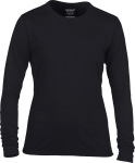 Gildan – Performance Ladies Long Sleeve T-Shirt zum besticken und bedrucken