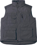 B&C – Expert Pro Bodywarmer for embroidery