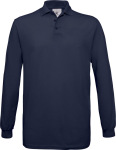 B&C – Polo Safran Longsleeve / Unisex for embroidery and printing