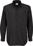 B&C – Shirt Oxford Long Sleeve /Men for embroidery and printing