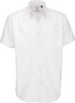 B&C – Shirt Oxford Short Sleeve /Men zum besticken und bedrucken
