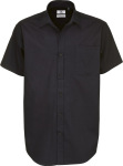 B&C – Twill Shirt Sharp Short Sleeve / Men zum besticken und bedrucken
