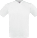 B&C – T-Shirt Exact V-Neck for embroidery and printing