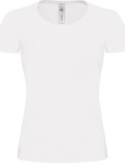 B&C – T-Shirt Exact 190 Top / Women for embroidery and printing